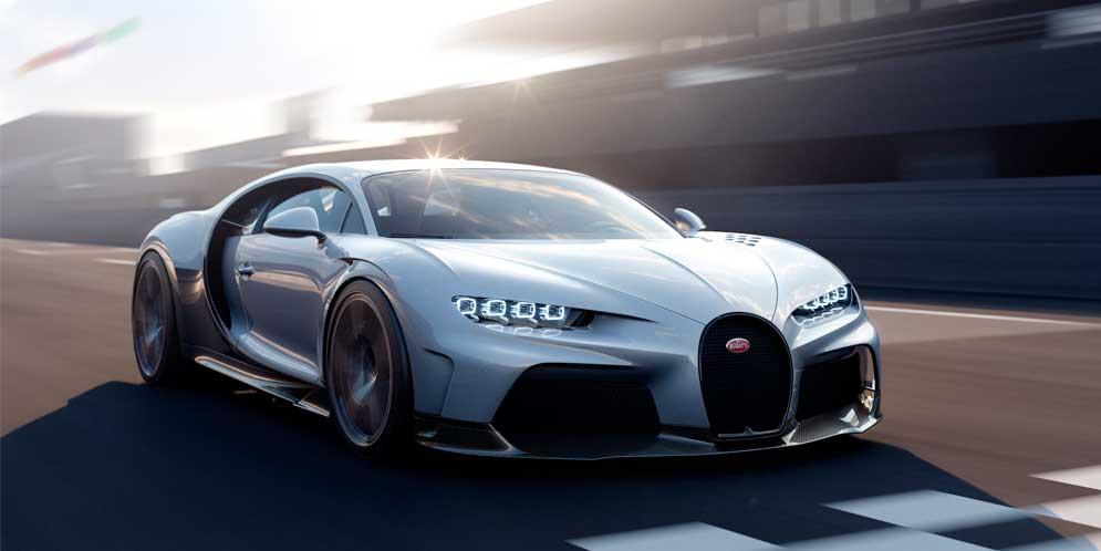 Вышел новый Bugatti Chiron Super Sport: быстрый и комфортный