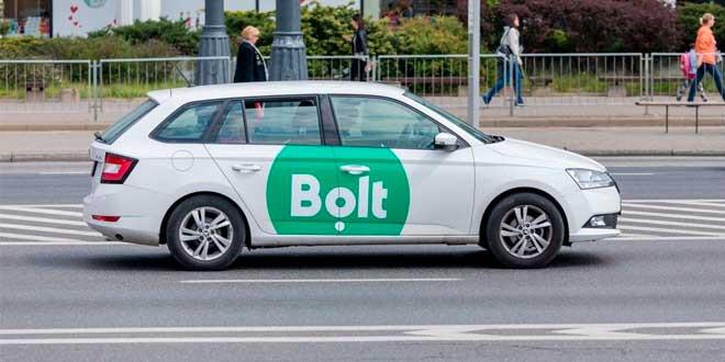 Такси «Болт» во Львове: не упустите свой шанс