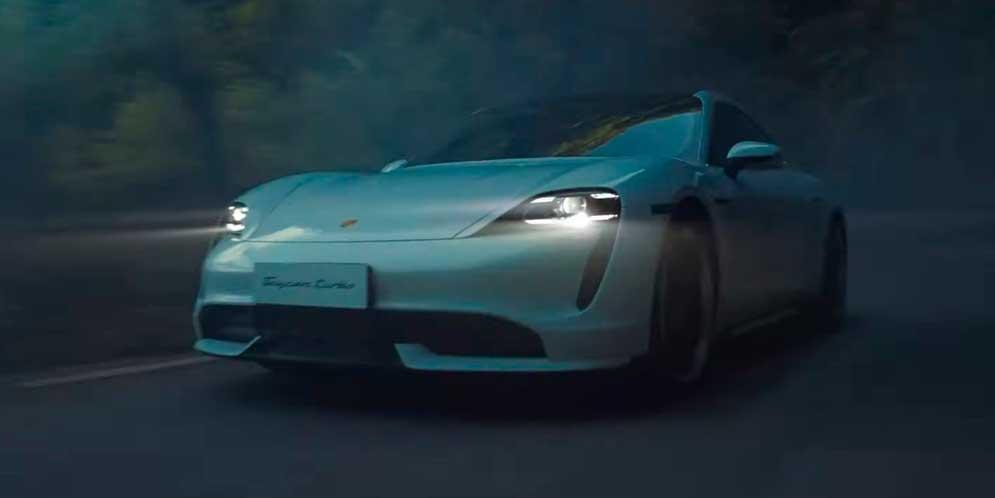 Porsche отметила 20-летие продаж в Китае