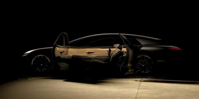 Электро-седан Audi Grand Sphere Concept покажут в Мюнхене