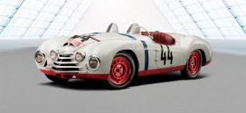 Вспомним Skoda Sport для 24-часов Ле-Мана 1950 года