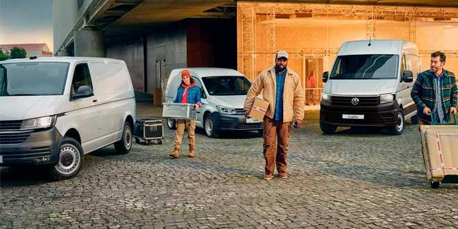 Какие автомобили Volkswagen подходят для городских грузоперевозок