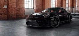 Porsche выкатила эксклюзивный тонированный 911 GT3 Touring