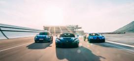 Первый электромобиль Bugatti выпустят к концу десятилетия