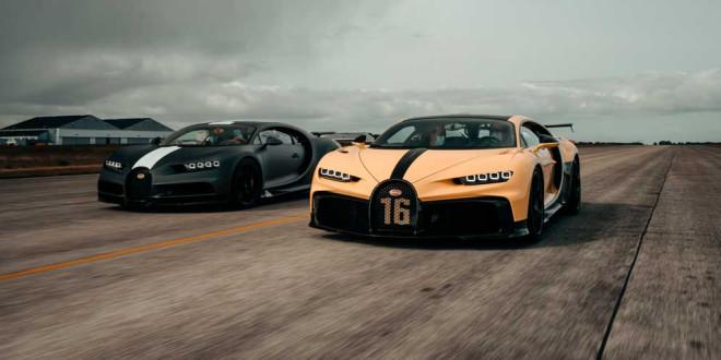 Продажи Bugatti в Северной Америке выросли в 7 раз