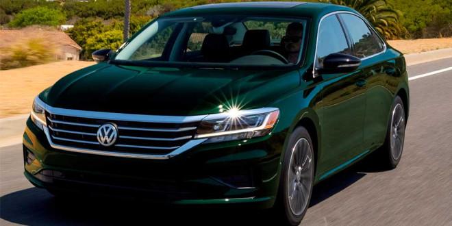 Американский VW Passat говорит Гудбай и уходит в спецверсии