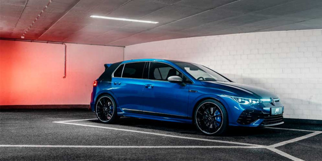 ABT сделал тюнинг VW Golf R восьмого поколения