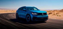 Концепт Volkswagen Atlas Cross Sport GT прокачали до 300-сил