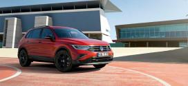 VW Tiguan показался в спецверсии Urban Sport ценой от €33 125