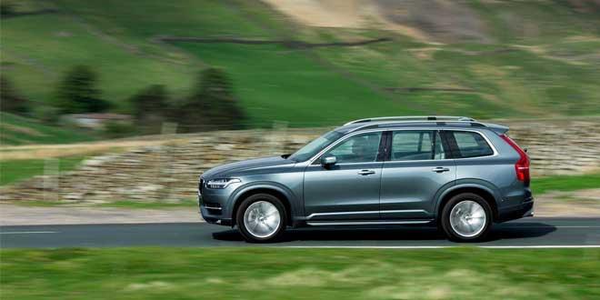 Volvo XC90 – машина для всех