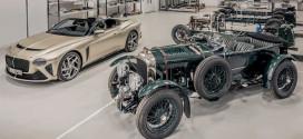 Mulliner выкатил первый Bentley Bacalar и винтажный Blower