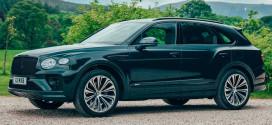 Bentley посвятила особый Bentayga Hybrid виски Macallan