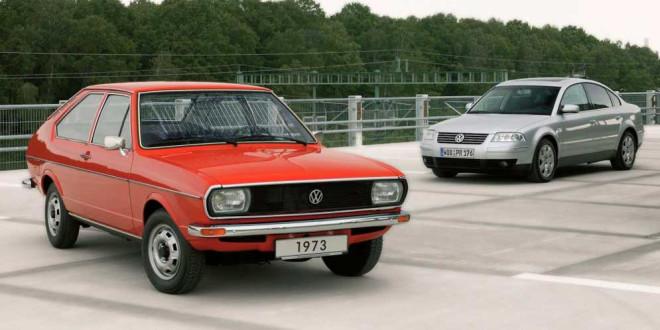 Volkswagen Passat: история модели в США за 47 лет продаж