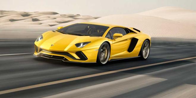 Aventador стал самым массовым Lamborghini с двигателем V12