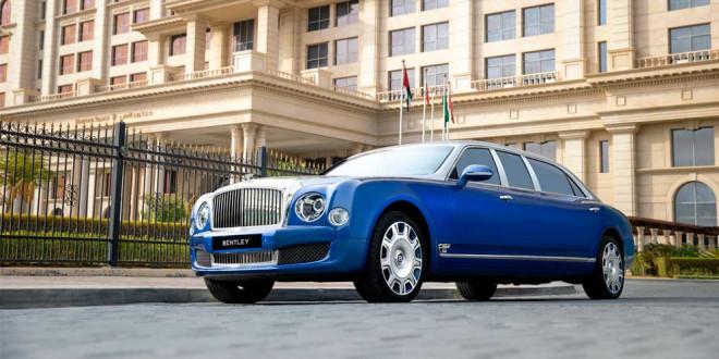 Самый длинный лимузин Bentley Mulsanne за 6 лет никто не купил