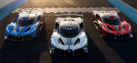 Гиперкар Bugatti Bolide утверждён в серию: выпустят 40 машин