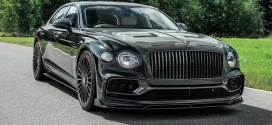 Mansory тюнинговал новый Bentley Flying Spur