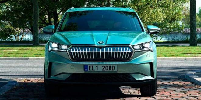Skoda выпустила 100 000-й электромобиль. Это Enyaq iV