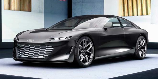 Audi GrandSphere Concept переписал ДНК следующей A8