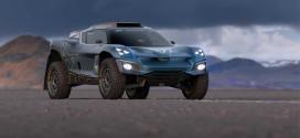 Cupra показала электромобиль в стиле багги Tavascan Extreme E