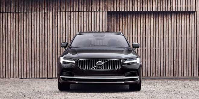 Какие новые автомобили Volvo поставляют в Украину официально