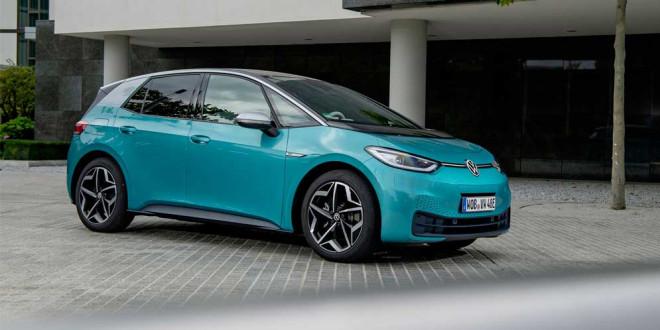 Volkswagen ID.3 вышел на рынок Китая, примкнув к ID.4 и ID.6