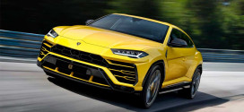 Lamborghini бьёт новые рекорды продаж благодаря Urus