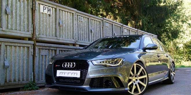 Тюнинг Audi RS6 Avant на €13 750 от MTM | фото, инфо