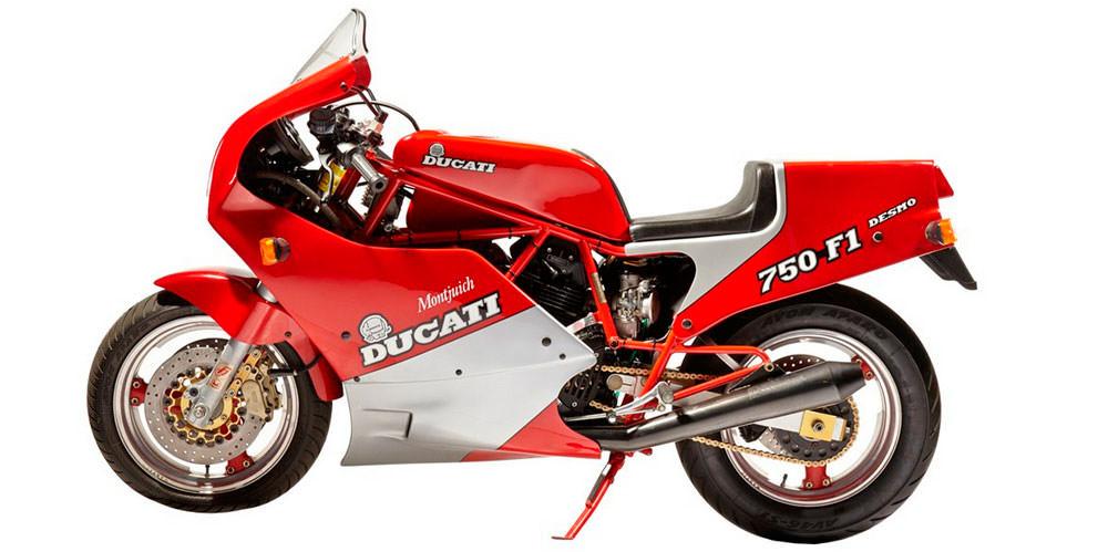 Мотоцикл Ducati 750SS Green Frame 1974 года выпуска