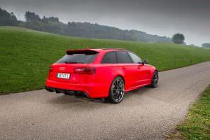 Универсал Audi RS6 Avant. Тюнинг от ABT Sportsline