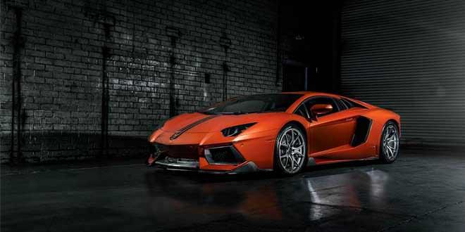 Lamborghini Aventador LP-740 получил тюнинг Vorsteiner | фото