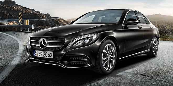 Новый Mercedes-Benz C-Class W205   фото, видео