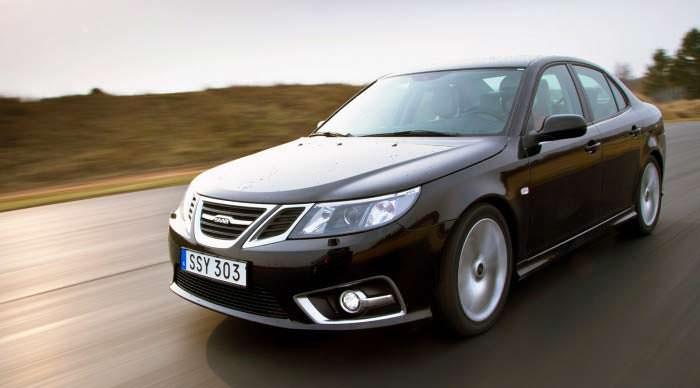 Новый Saab 9-3