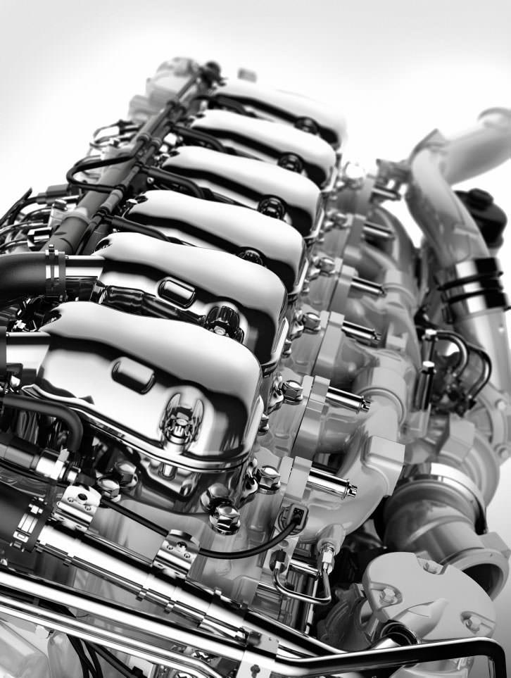 13-литровый биодизельный двигатель Scania стандарта Евро 6