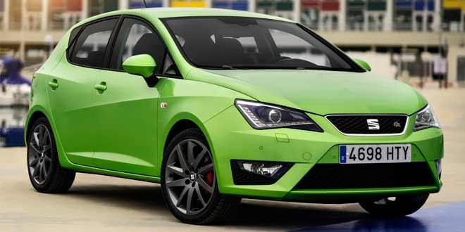 Гамма двигателей SEAT Ibiza FR пополнилась экономичным агрегатом 1.4 TSI ACT