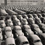 Фото   Новые VW Beetle ждут отгрузки