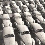 Свежепроизведенные VW Beetle