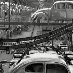 Фото с завода Volkswagen Beetle