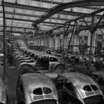Фото производства Volkswagen Beetle