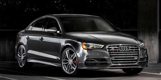 Специальная версия Audi S3 Limited Edition дебютировала в США