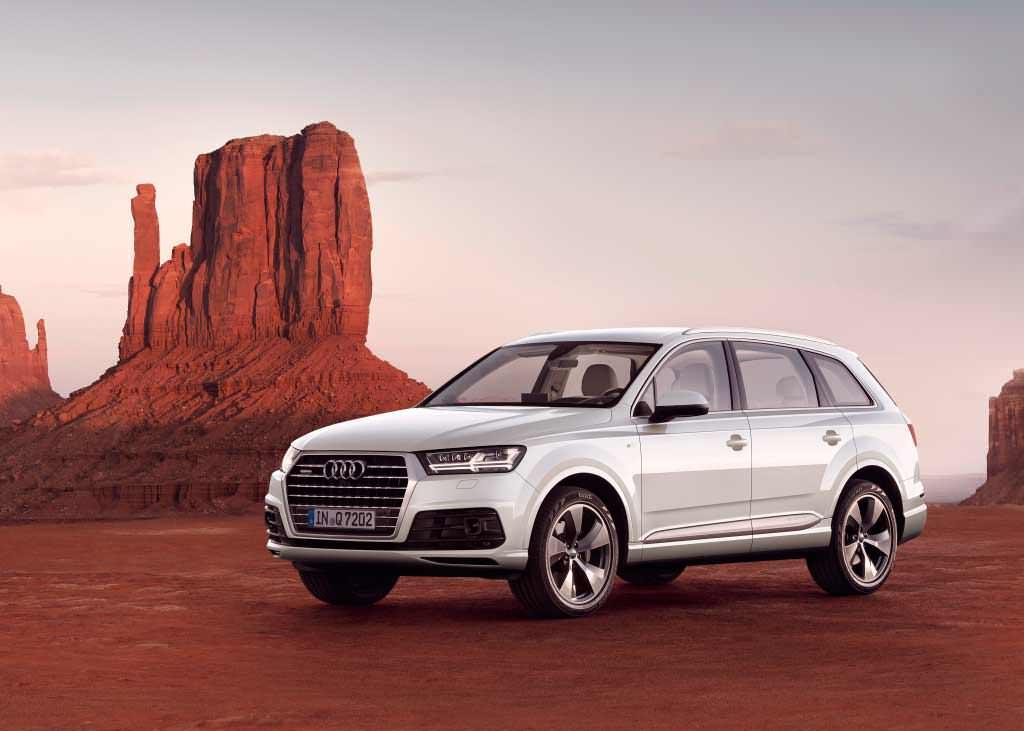 Audi открыла книгу заказов на новый Q7 в Европе | цены