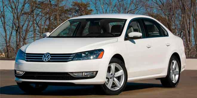 Старый Volkswagen Passat B7 получил Limited Edition