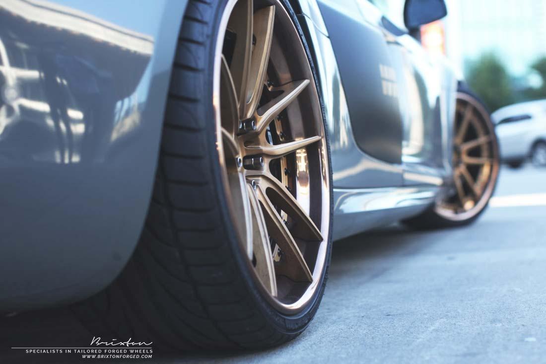 Трехсоставные диски Brixton Forged M53 Targa Series
