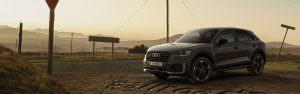 Компактный кроссовер Audi Q2