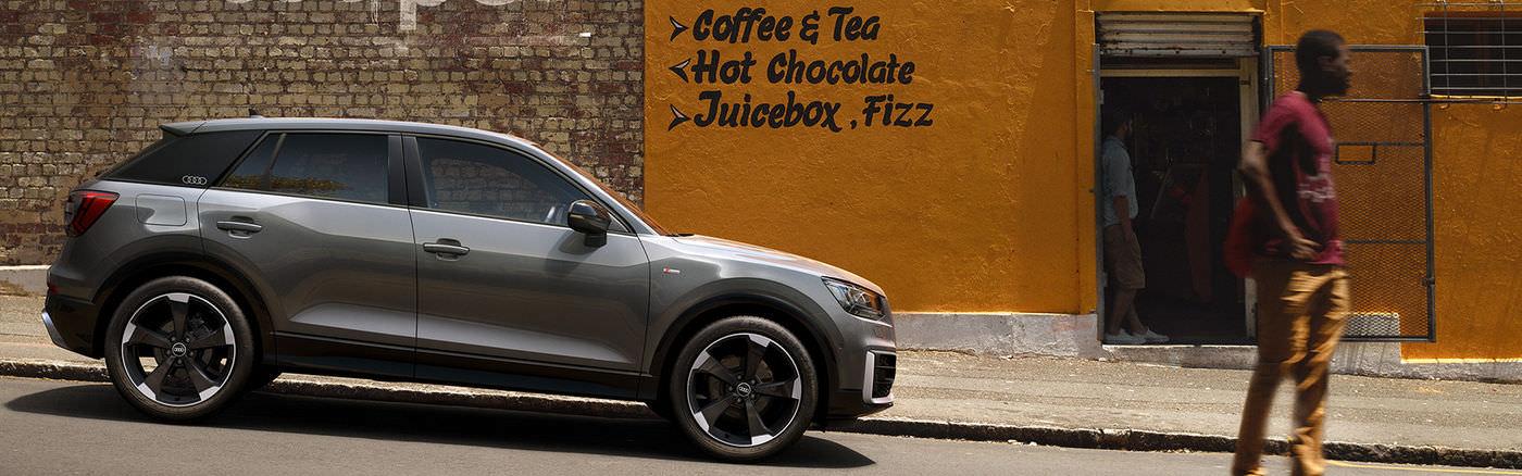Новая Audi Q2