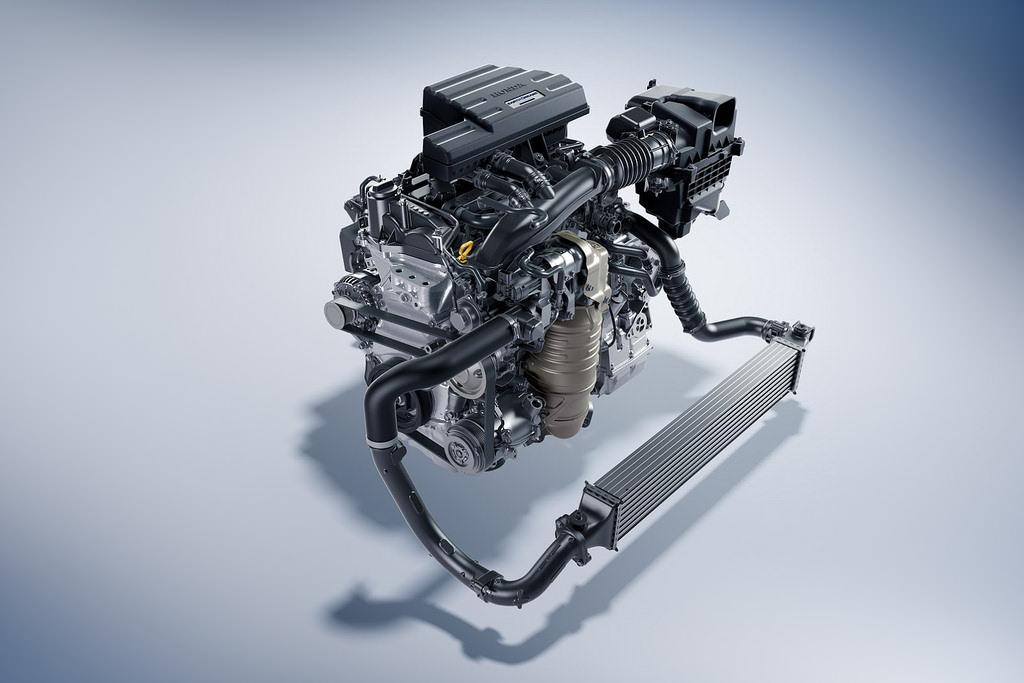1,4-литровый двигатель Honda CR-V пятого поколения
