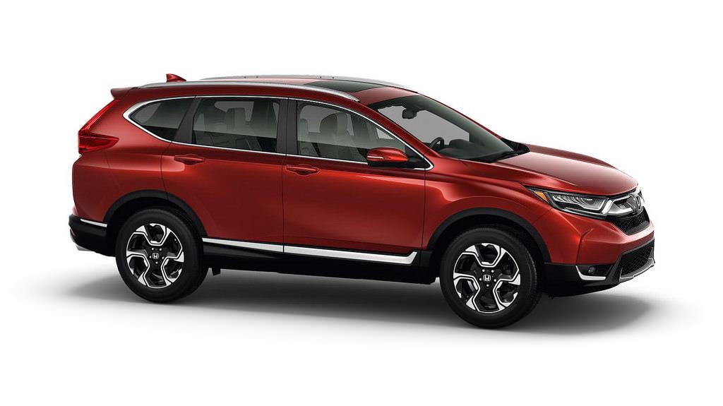 Новый Honda CR-V 2017