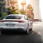 Гибрид Porsche Panamera 4 E-Hybrid