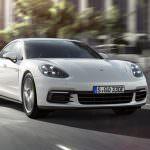 Новая Porsche Panamera 4 E-Hybrid