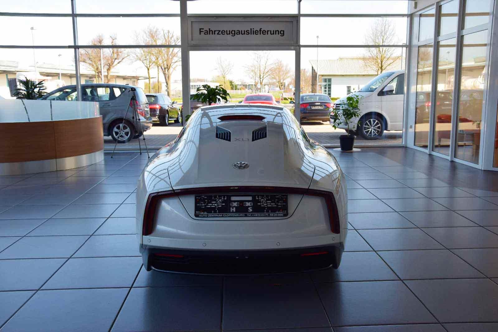 Новый VW XL1